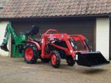Tractor Kubota V1- 7000