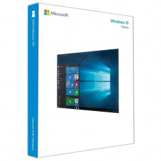 Sistem de operare Microsoft Windows 10 Home, 32/64-bit, Romana, Retail/FPP, USB Flash
