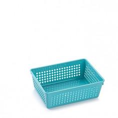 Cutie din plastic diverse intrebuintari-turcoaz