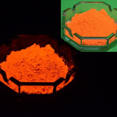 Pigment orange fluorescent reactiv UV