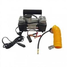 COMPRESOR DUBLU CILINDRU 12 V, 240W, 150 PSI, 85L / min