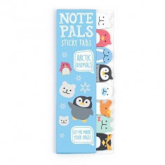 Note Pals Sticky Note Pad - Arctic Animals (1 Pack)