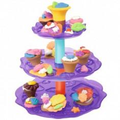Jucarie copii 3+ ani Etajera prajituri Art and Fun Cupcake Etagere