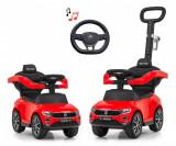 Masinuta copii 3 in 1 Volkswagen T-Roc Red, Milly Mally