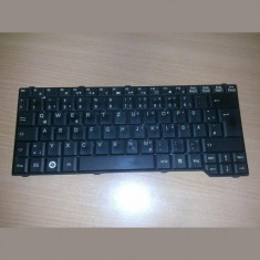 Tastatura laptop second hand Fujitsu Amilo PA3553 Layout Germana