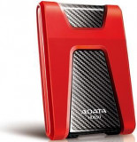 HDD Extern A-DATA DashDrive Durable HD650, 2.5inch, 1TB, USB 3.0 (Rosu)