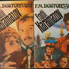 F. M. Dostoievski - Frații Karamazov (2 vol.)