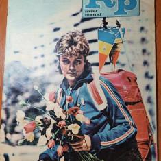 romania pitoreasca iulie 1988-articol oravita,targul de fete-gaina,orsova