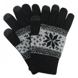 Manusi iarna pentru Touchscreen