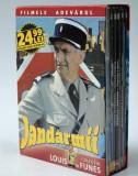 Filme de colectie Jandarmii Louis de Funes 6 DVD - uri, Romana
