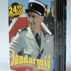 Filme de colectie Jandarmii Louis de Funes 6 DVD - uri