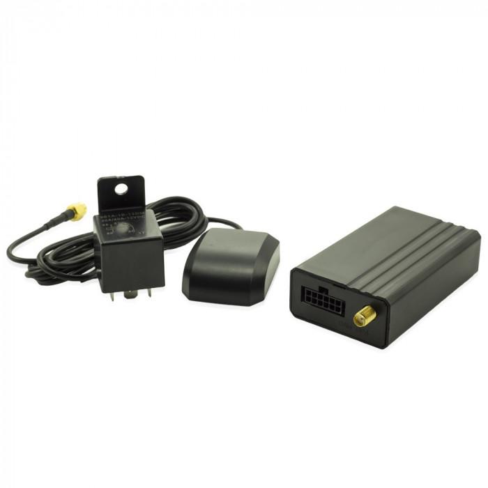 CARGUARD - Sistem de monitorizare vehicul, cu GPS