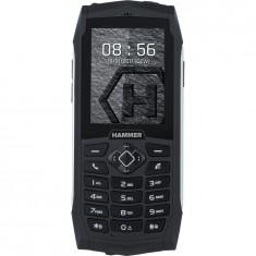 Telefon mobil MyPhone Hammer 3, Dual SIM, Silver
