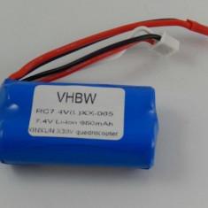 Acumulator pentru xinxun x30v quadrocopter, 7.4v, 650mah