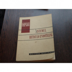 SISTEMUL RETICULO - ENDOTELIAL - ST.BERCEANU, MARIANA COJOCARU