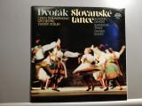 Dvorak – Slavonic Dances – 2LP Set (1985/Suprahon/RFG) - Vinil/Vinyl/ca Nou, decca classics