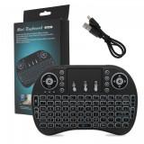 Cumpara ieftin Tastatură wireless mini, pc, smart tv, PM59074513185533