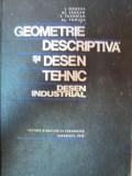 GEOMETRIE DESCRIPTIVA SI DESEN TEHNIC,DESEN INDUSTRIAL-J.MONCEA,AL.SAUCAN,T.TACORIAN,AL.TOMUTA,BUC.1970