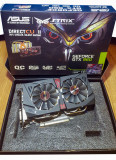 Placa video ASUS GeForce GTX 960 STRIX DirectCU OC 2GB GDDR5 128-bit