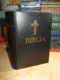 BIBLIA SAU SFANTA SCRIPTURA , TEOCTIST , CU APROBAREA SFANTULUI SINOD , 1992