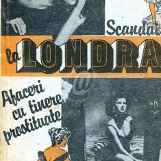 Scandal la Londra. Afaceri cu tinere prostituate