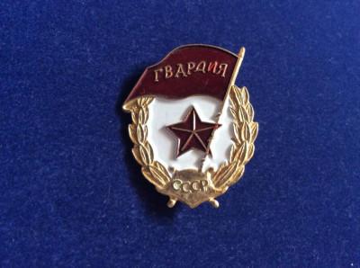 Insigna Rusia - Armata rusă - Insignă militară foto