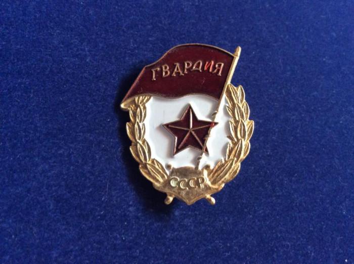 Insigna Rusia - Armata rusă - Insignă militară