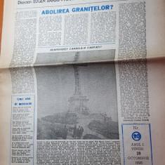 Ziarul romania mare 19 octombrie 1990-redactor sef corneliu vadim tudor