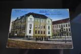 Brasov Kronstadt Brasso - Scoala de arte si meserii 1918, Necirculata, Printata