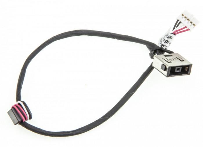 Mufa alimentare Lenovo Z50-70 cablu 24cm