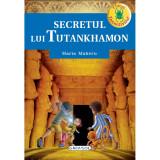 Carte pentru copii Secretul lui Tutankhamon Girasol, 7 ani+