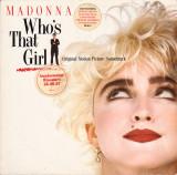 VINIL   Madonna – Who's That Girl  - VG+ -