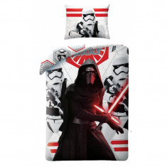 Lenjerie de pat copii Cotton Star Wars STAR747BL