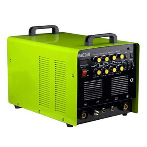 ProWELD WSME-250 AC DC (400V), invertor sudare TIG, sudura aluminiu