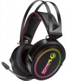 Casti Gaming Marvo HG9021, Microfon (Negru)