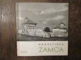 MANASTIREA ZAMCA - L. SIMANSCHI