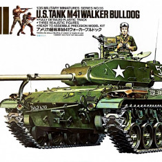 1:35 U.S. M41 Walker Bulldog Kit 1:35