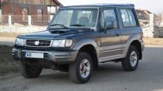 Mitsubishi Pajero (Galloper, Terrano, Patro), 2.5 Diesel, an 1998 foto