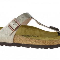 Papuci flip-flop Birkenstock Gizeh BF 1016144 pentru Femei