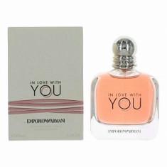 Armani (Giorgio Armani) Emporio Armani In Love With You Eau de Parfum femei 100 ml