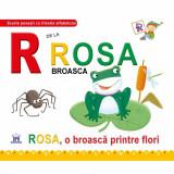 R de la Rosa, Broasca, Greta Cencetti, Emanuela Carletti