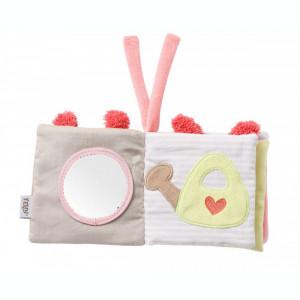 Carticica din plus pentru bebelusi - Albinuta PlayLearn Toys