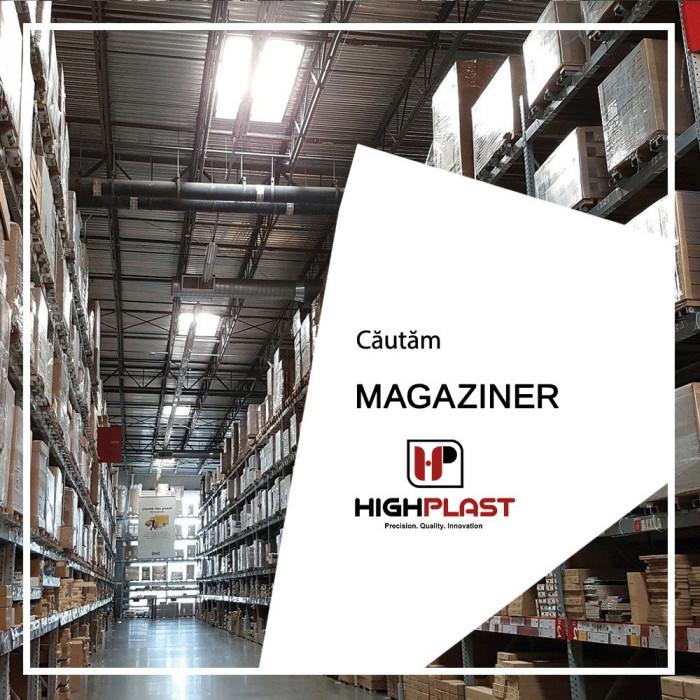 Angajam Magaziner