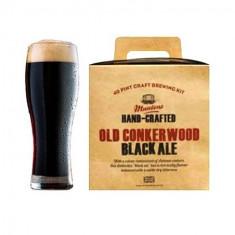 Muntons Hand-Crafted Old Conkerwood Black Ale 3.6 kg  - kit bere de casa