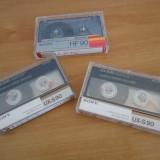 Lot 3 casete audio vintage Sony anii 80!