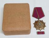 Republica Populara Romana Set COMPLET Ordinul 23 August medalie SUPERBA & RARA