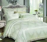 Cumpara ieftin Lenjerie de pat din mătase Valentini Bianco MT010/13