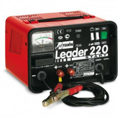 Redresor auto Telwin LEADER 220 START 230V Rosu
