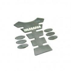 Protectie rezervor motocicleta tankpad carbon Yamaha