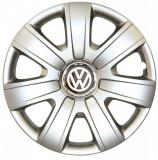 Set 4 Capace Roti Kerime R16, Potrivite Jantelor de 16 inch, Pentru VW Volkswagen, Model 415